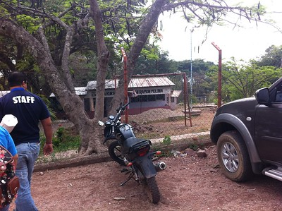 Guanacaste, Honduras, 2014