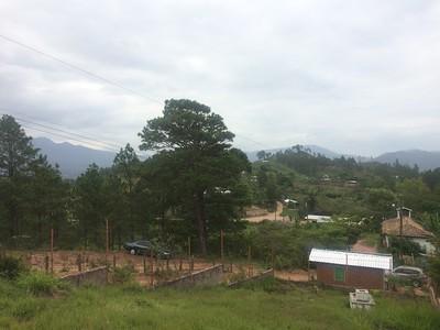 La Cienega, Honduras, 2014