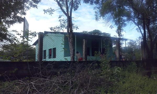 La Cuesta, Honduras, 2014