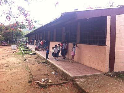 Las Animas, Paraiso, Honduras, 2014