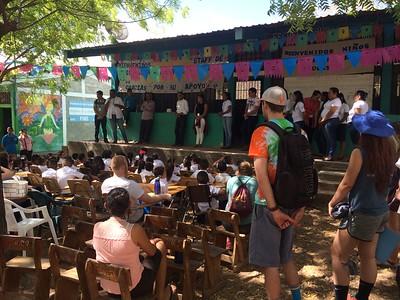 Coyol de Linaca, Honduras, 2017