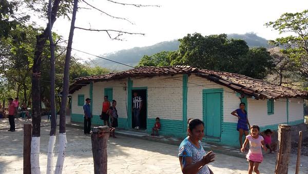 San Santos Linaca, Honduras, 2017