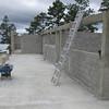 SITE VISIT_01/27/11_CONCRETE RING BEAMS AROUND CLASSROOMS