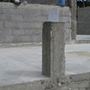 SITE VISIT_01/19/11_CONCRETE COLUMN BASE