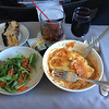 Free upgrade to first class... dinner!