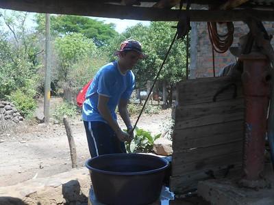 Los Huatales, Honduras, 2015 & 2017