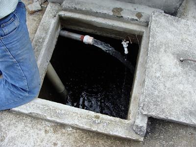 Project Follow Up, Water, El Zurzular, 2009 & 2010