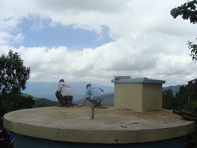 El Encinal Water Project Photos