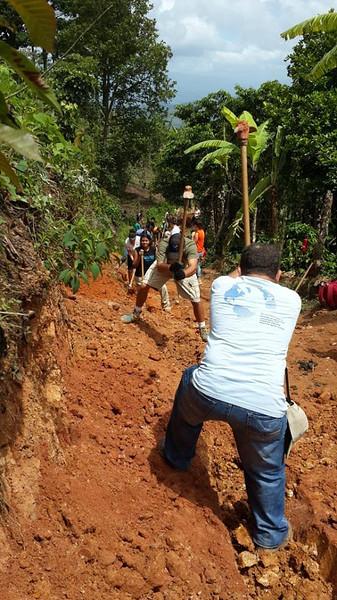 Los Liquidambos Water Project