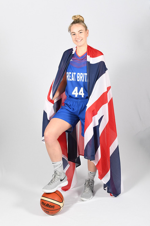GB Senior Women - February 2018 Headshots