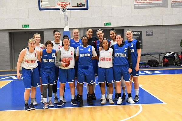 GB Senior Women - Training Camp 2018