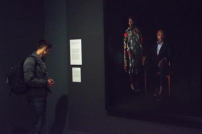 The full-length portrait