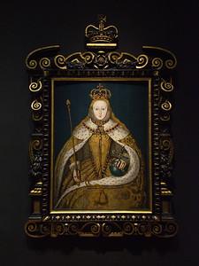 Queen Elisabeth I.