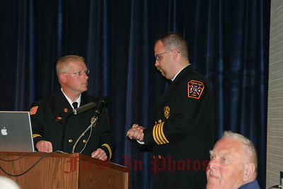 GBFD Recruit Graduation 2009