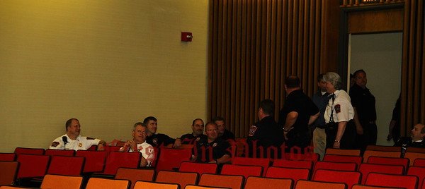 GBFD Recruit Graduation 2011