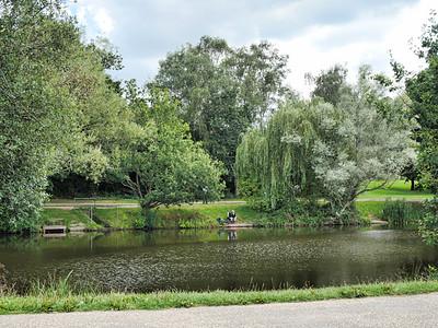 South Hill Park, Bracknell, England, UK
