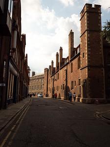 The old school, Cambridge