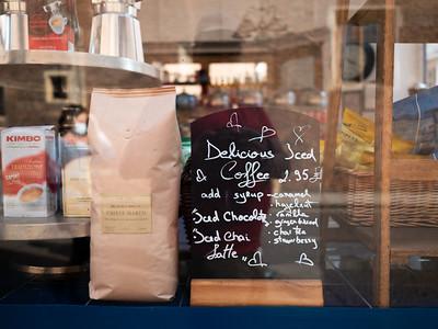 Local Coffee shop Cambridge