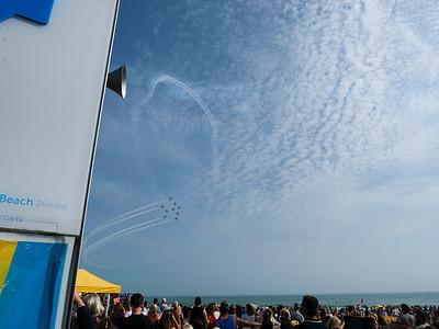 Bournemouth Air Show 2021, Dorset, England, UK