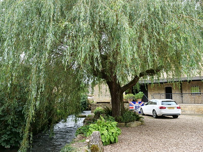 Bourton-on-the-Water, Gloucestershire, England, UK