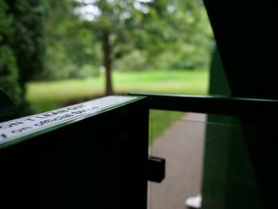 Kew Explorer land train, Kew Gardens