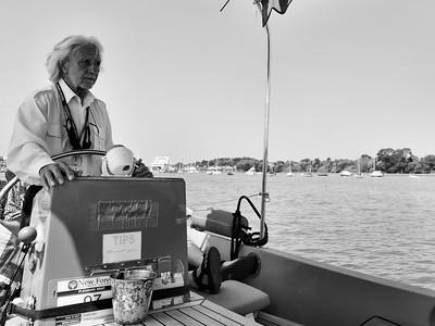 Captain of Lyminton Quay Cruise