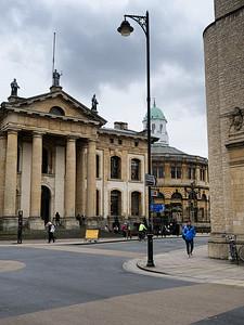The Clarendon Building, Oxford University, Oxford