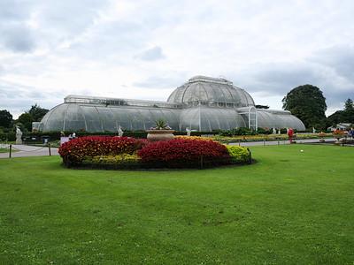 Palm House, Kew Gardens, London, UK