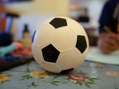 Soccer Ball, Football