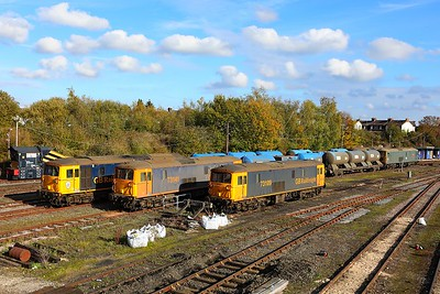 73119 73141 73109 73201 73136 Tonbridge Yard