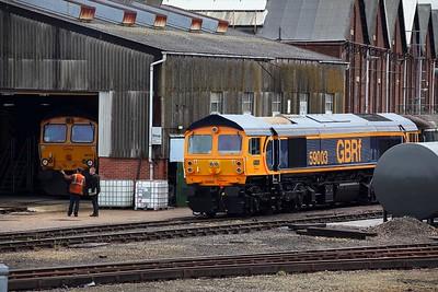 59003 Eastleigh Works