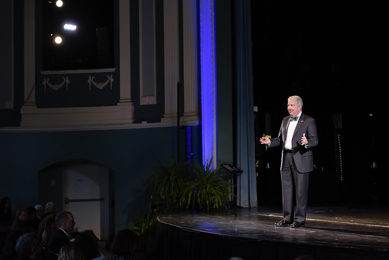 President Dorman Delivered his Annual State of the University Address