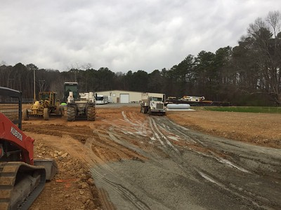Road Stabilzation with SoilCrete