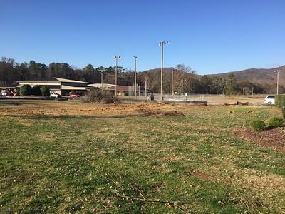 Main Parking Lot, December 9, 2016