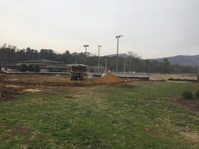Main Parking Lot, December 20, 2016