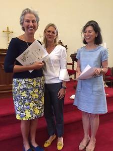 GCA Medal of Merit - Ellen Chapman
