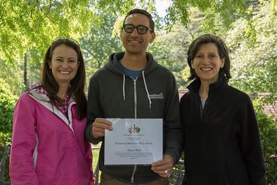 GCA Scholarship Recipient Ryan Koch