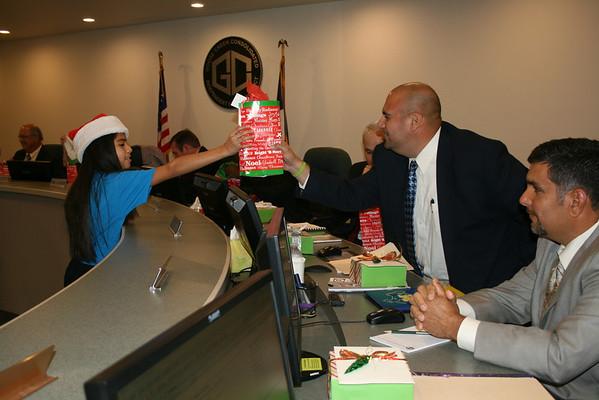 School Board Meeting 12/10/2012