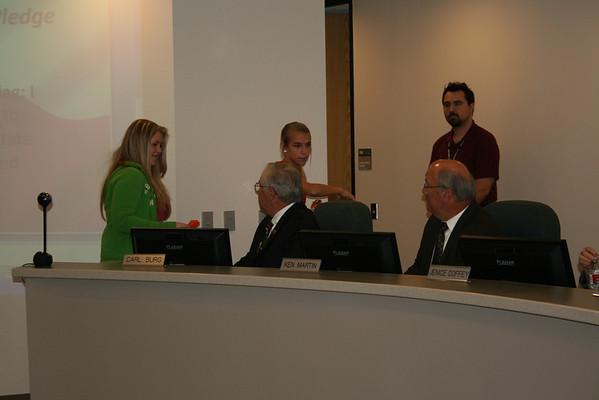 School Board Meeting 11/12/2012