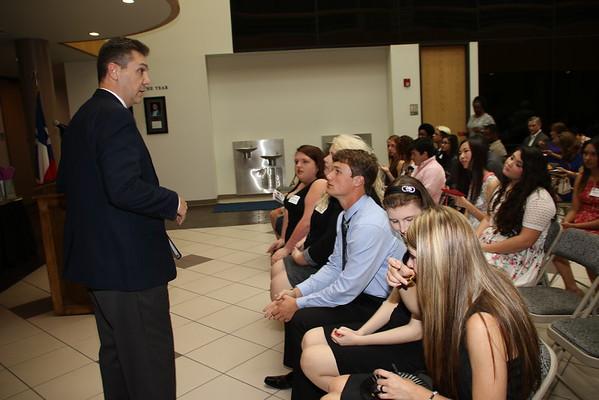 School Board Meeting - May 26, 2015