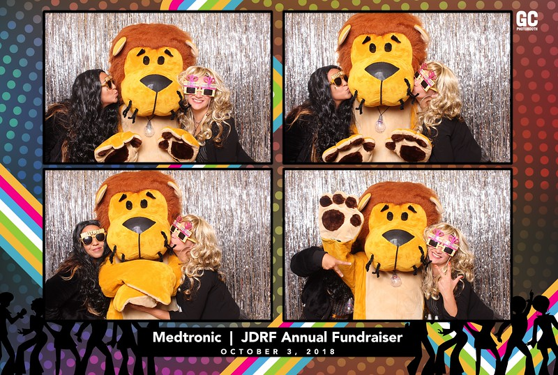 10-03-18 Medtronic JDRF Annual Fundraiser