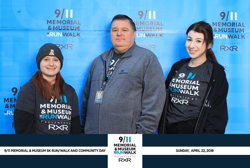 2018 0422 9/11 Memorial & Museum 5K Run/Walk and Community Day