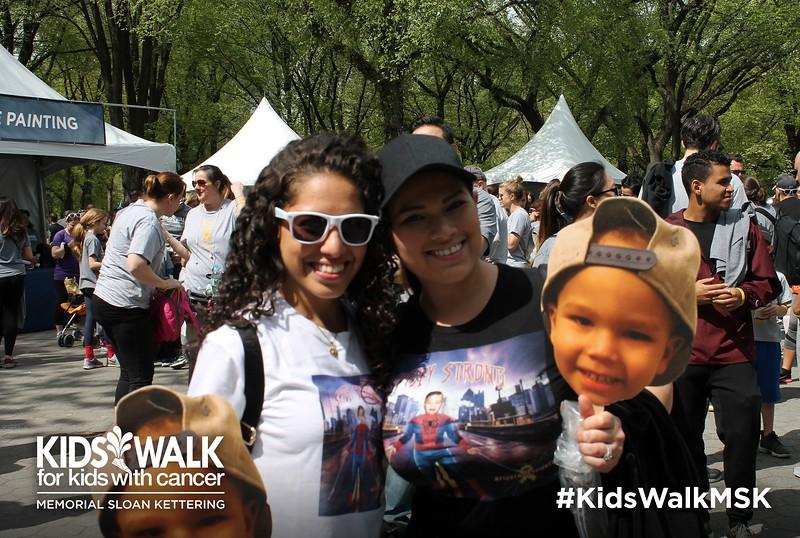 2018-05-05 MSKCC Kids Walk