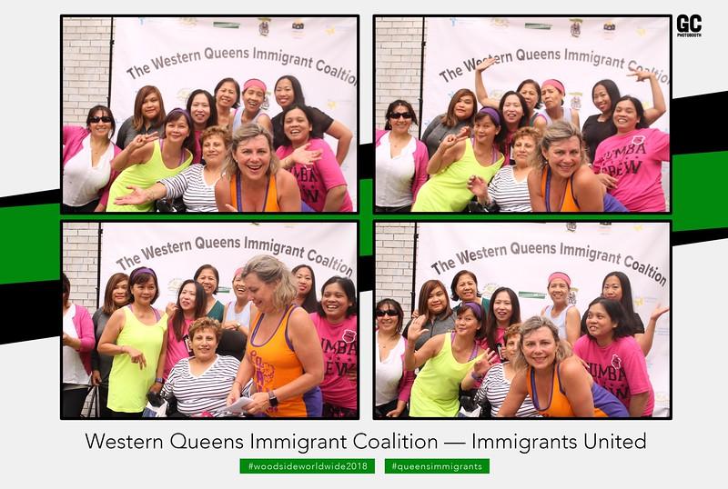 2018 0623 WoodsideWorldwide ImmigrantsUnited