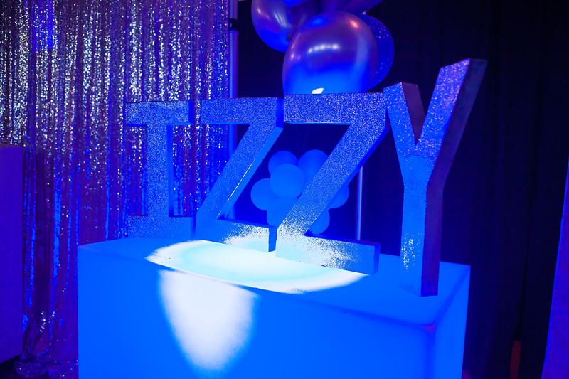 Izzy's Sweet Sixteen