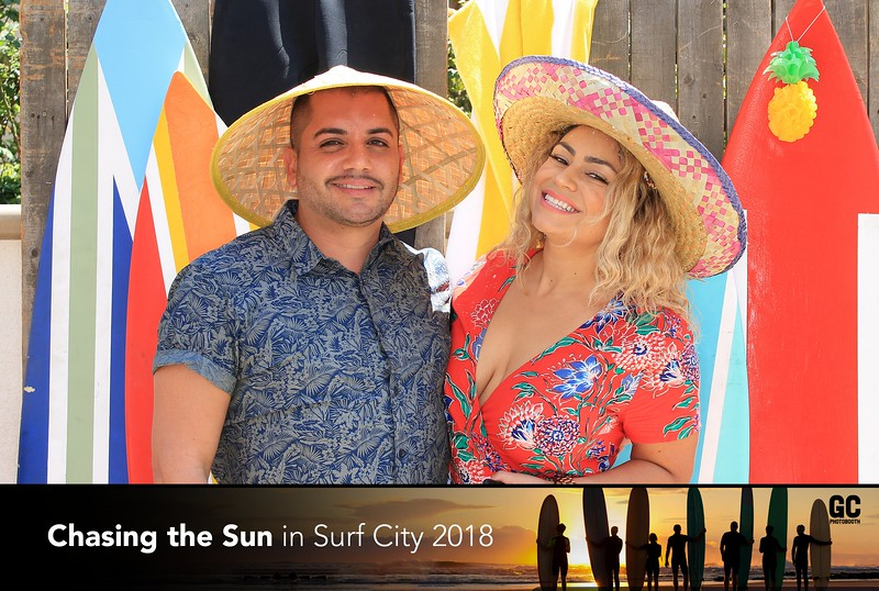 08-18-18 Chasing the Sun in the Surf City 2018