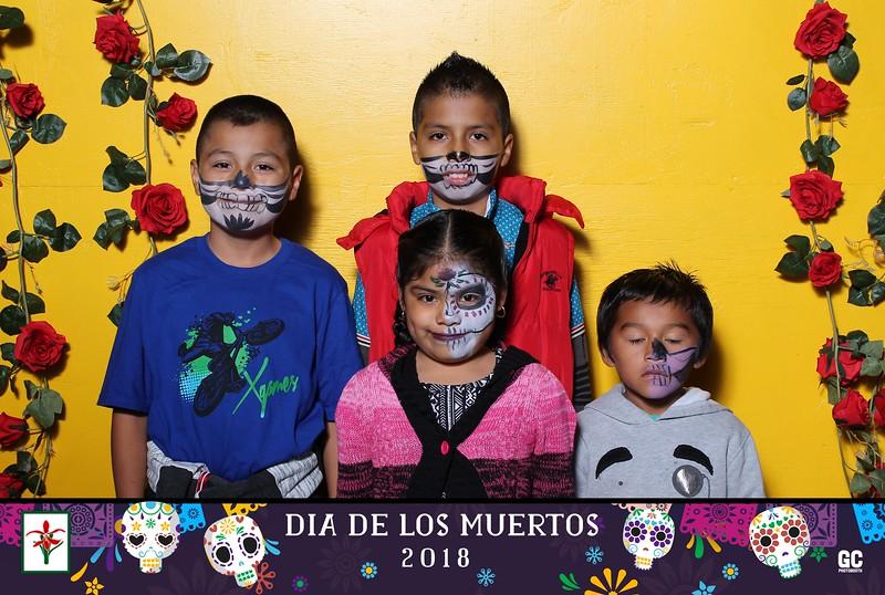 11/03/18 Dia De Los Muertos - La Alameda