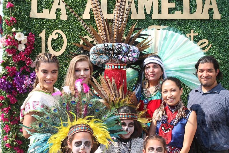 La Alameda 10 years strong
