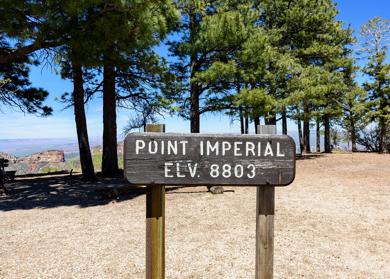 Point Imperial.
