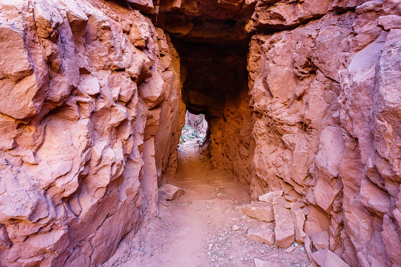 Supai Tunnel.